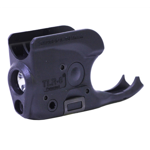 Streamlight TLR-6 Weapon Light for non-rail 1911 firearms 69279