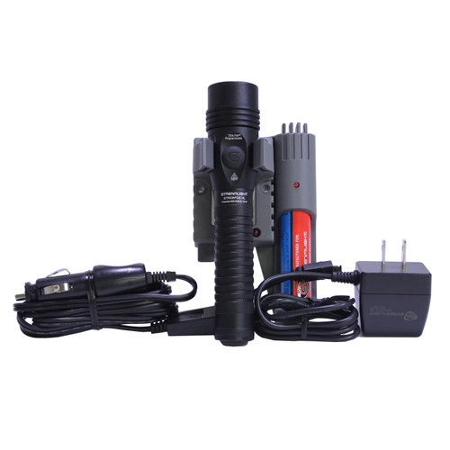 Streamlight Strion DS HL Flashlight IEC Type A (120v) AC/12v DC PGB 74619