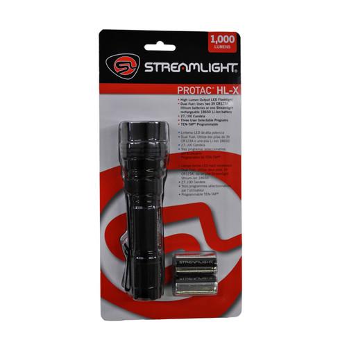Streamlight Protac HL-X Flashlight Card 88064