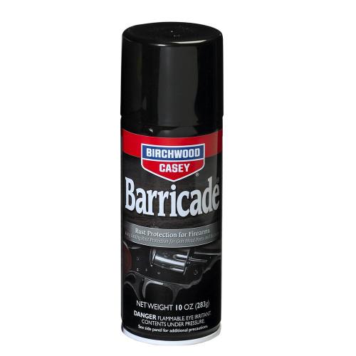 Birchwood Casey Barricade Rust Protection for Firearms 10oz. Aerosol 33140