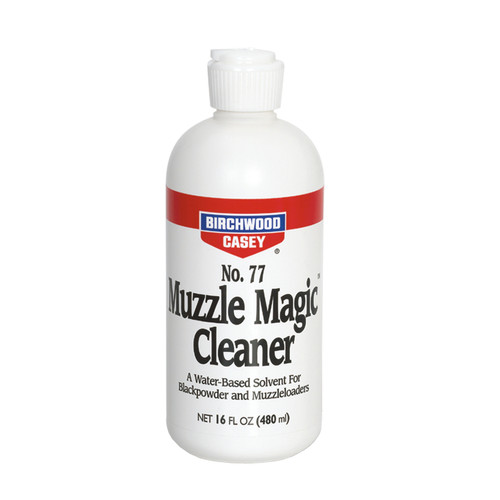 Birchwood Casey Muzzle Magic No. 77 Cleaner Black Powder Flip Top 16oz. 33745