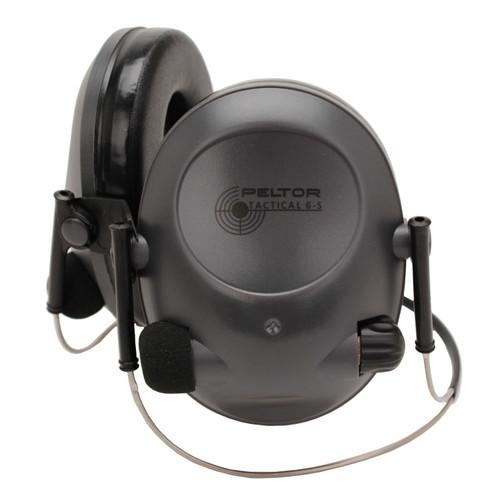 Peltor Tactical Hearing Protectors Tactical 6S Behind The Head 97043-00000