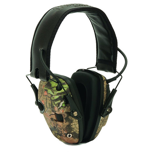 Howard Leight Impact Sport Electric Earmuff Camo R-01530