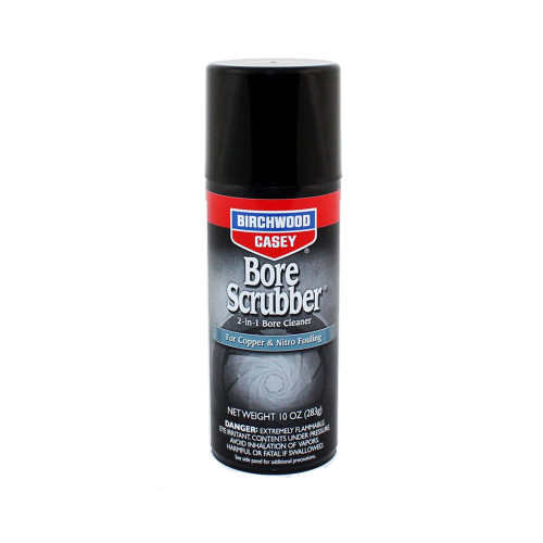 Birchwood Casey Bore Scrubber 2-in-1 Cleaner for Firearms 10oz. Aerosol 33640