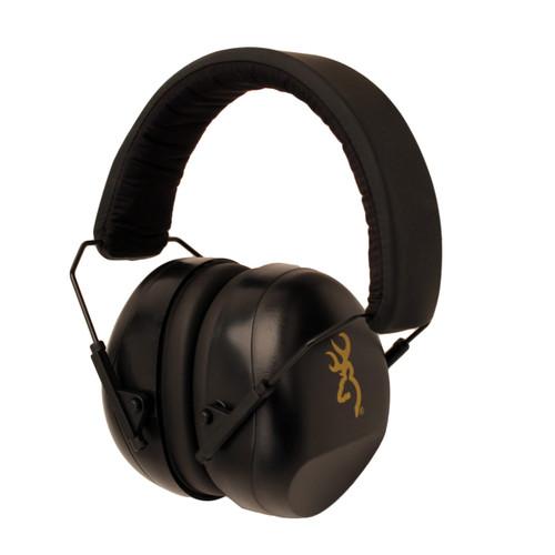 Browning Buckmark II Hearing Protector Black 12682