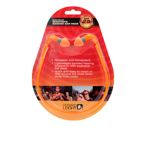 Howard Leight Quiet Band Hearing Protector  R-01538