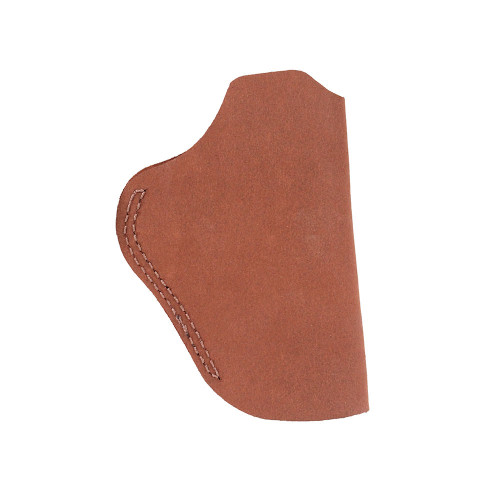 Bianchi 6 Waistband Holster Size 11 Left Hand Natural Suede Rust 18027