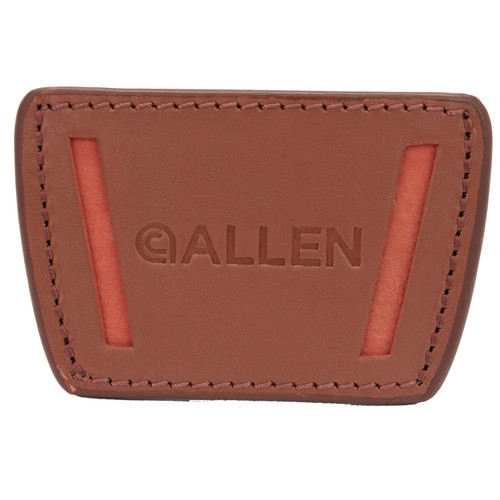 Allen Cases Glenwood Belt Slide Leather Holster Small Brown 44820