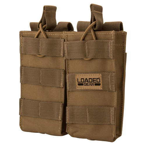 Barska Optics Double Magazine Pouch CX-850 Flat Dark Earth BI13002