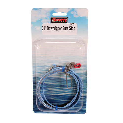 Scotty Downrigger Sure Stop 30in. 0375