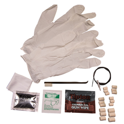 Tipton Rifle Field Cleaning Kit 1080201