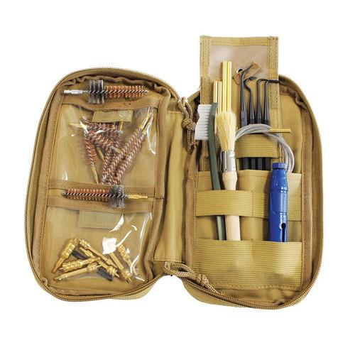 Birchwood Casey Rifle and Handgun Soft Sided Range Cleaning Kit 41651