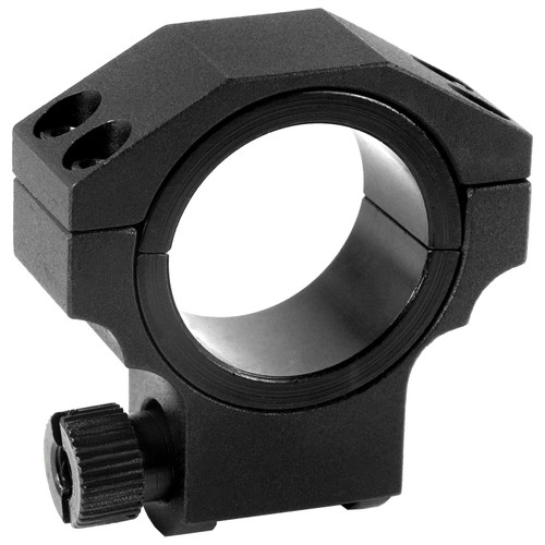 Barska Optics Low Ruger Style Ring with 1in. Insert 30mm. Matte Black AI11059