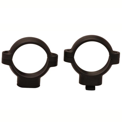 Burris 1in. Signature Rings High 0.89in. Height Black Matte 420511