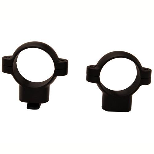 Burris 1in. Standard Rings High Black Matte 420200