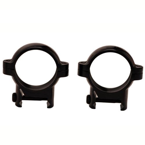 Burris 1in. Signature Zee Rings Medium .77in. Height Black Gloss 420520