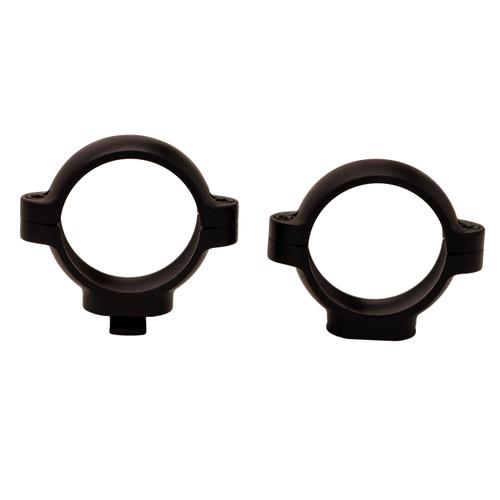 Burris 1in. Signature Rings Medium 0.77in. Height Black Matte 420501