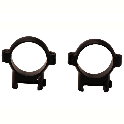 Burris 30mm. Zee Rings Medium Weaver Style Black Matte 420044
