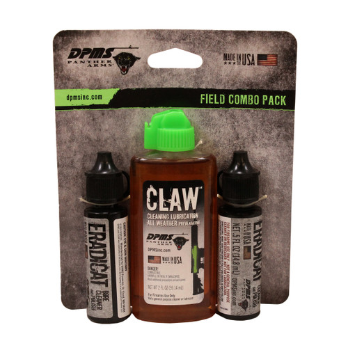 DPMS Squeeg-E Field Combo Pack EradiCat and CLAW 17285