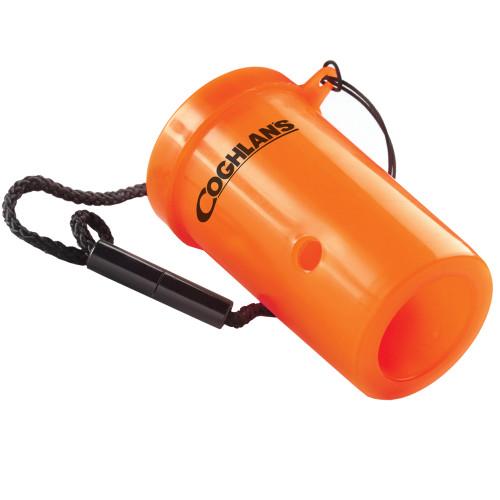 Coghlans Emergency Survival Horn (Up to 120dB) Orange 1240