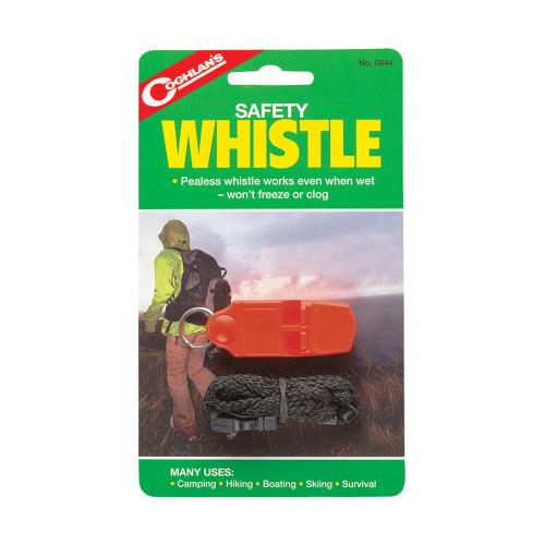 Coghlans Safety Whistle Orange 0844