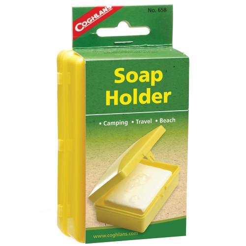 Coghlans Soap Holder Yellow 658