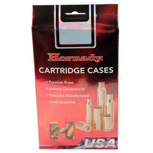 Hornady Cartridge Cases Reloading Brass 7.62x39 Unprimed 50-Pack 8664