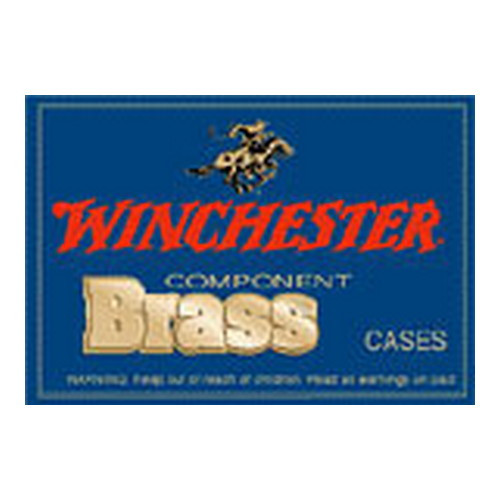 Winchester Unprimed Brass Handgun Shellcase 38 Super Auto +P 100-Pack WSC38AS+U