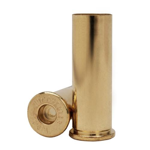 Winchester Unprimed Brass Handgun Shellcase 38 Special 100-Pack WSC38SU
