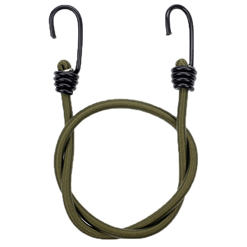 Proforce Equipment Heavy Duty Bungee Cords Olive 4 Pack 71060