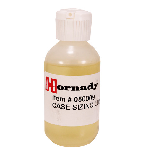 Hornady Case Sizing Lube 2 oz. Liquid Plastic Bottle 050009