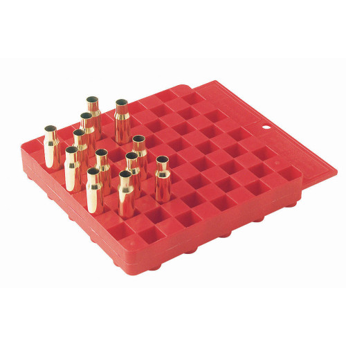 Hornady Universal Reloading Tray 50-Rounds Red 480040