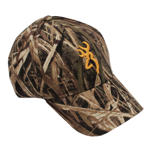 Browning  Rimfire Cap One Size Mossy Oak Shadow Grass Blades 308379251