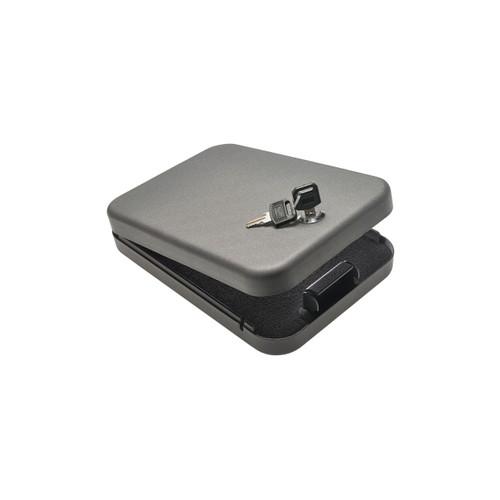 SnapSafe Lockbox Large Keyed Lock Gray 75200