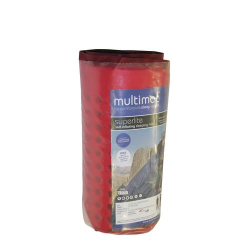 Proforce Equipment Mats Superlite Red/Black 60MM03RD-BK