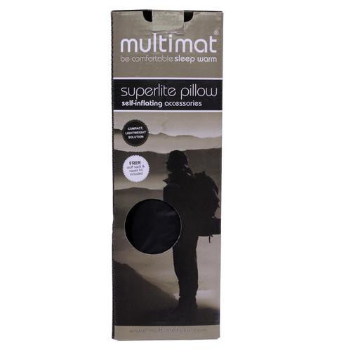 Proforce Equipment Pillow Superlite Black 60MM08BK-BK