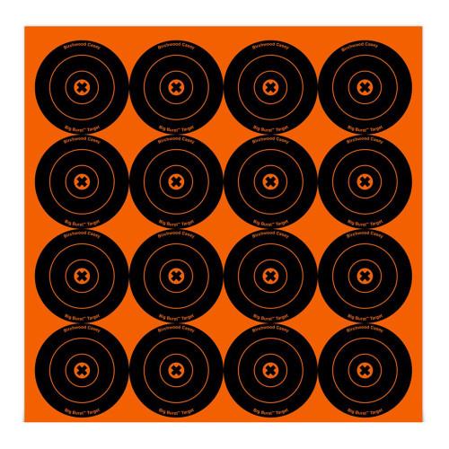 Birchwood Casey Big Burst Targets 3in. Round 48-Pack 36348