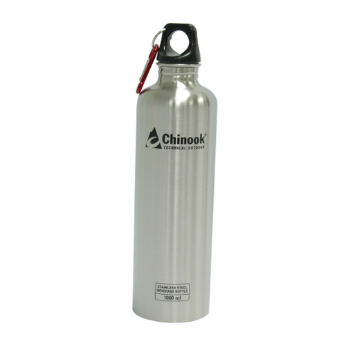 Chinook Cascade Wide Mouth Stainless Steel 32oz Bottle 41135