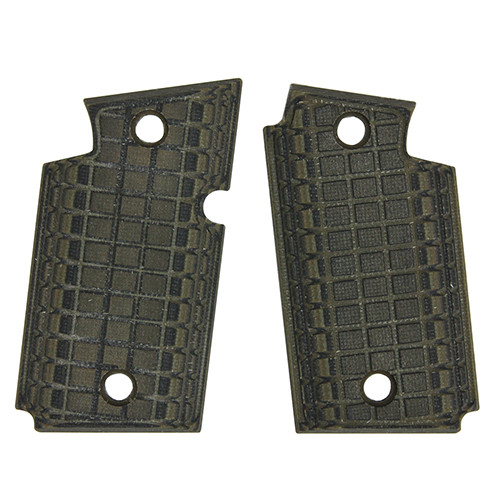 Pachmayr G-10 Tactical Pistol Grips Fits Sig Sauer P938 Coarse Green/Black 61050