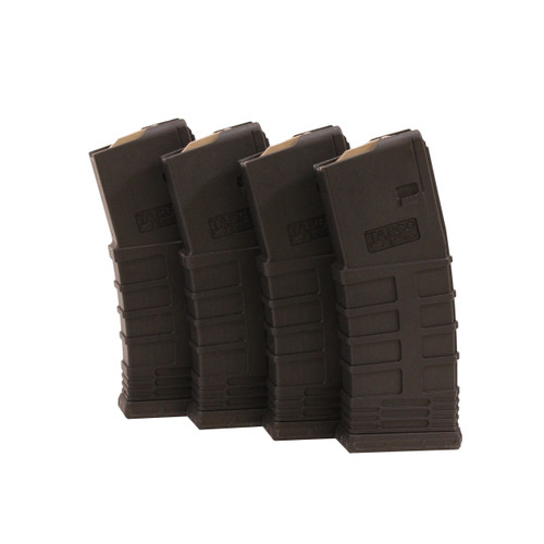 Tapco Magazine Bundle 4-Pack 5.56 30rd 16595