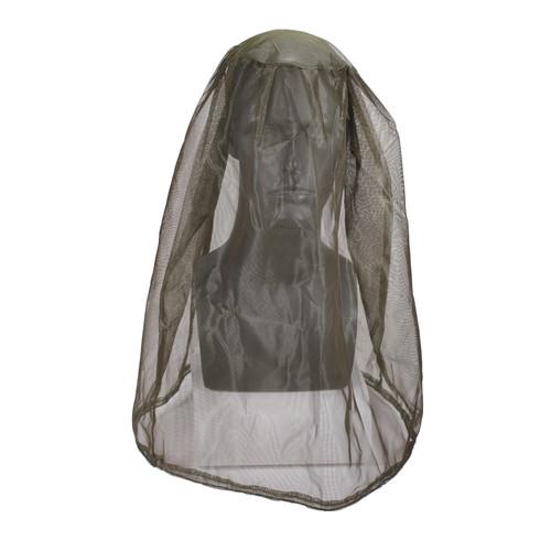 Proforce Equipment Snugpak Head Net with No-See-Um Netting Olive 94720-OD