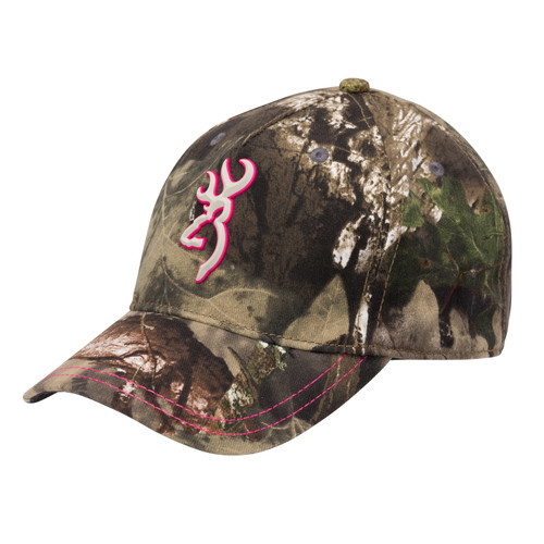 Browning Pursuit Cap One Size Mossy Oak Break-Up Country 308169281