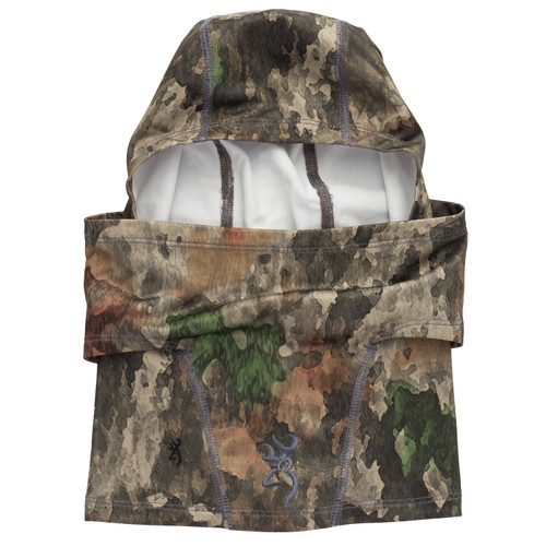 Browning Hell's Canyon Speed Riser-FM Balaclava One Size ATACS Tree/Dirt Extreme 30886432