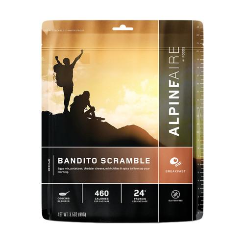 Alpine Aire Foods Bandito Scramble Serves 2 60802