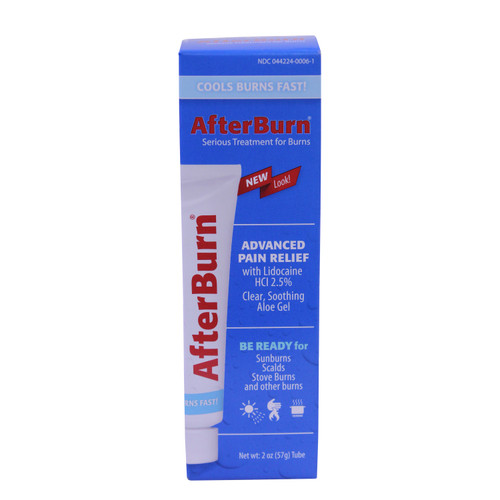 Adventure Medical After Burn Instant Relief Aloe Gel 2oz 0006-5120