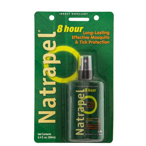 Adventure Medical Natrapel Insect Repellent 8 hour Pump 3.4 oz 0006-6772