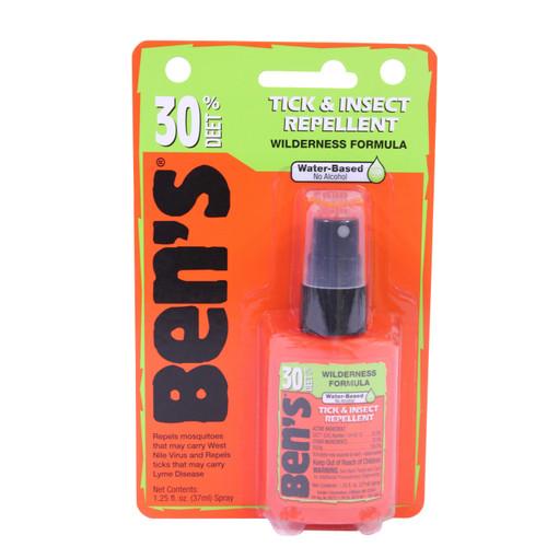 Adventure Medical Ben's Tick & Insect Repellent 30% Deet 1.25oz Pump 1ea 0006-7190