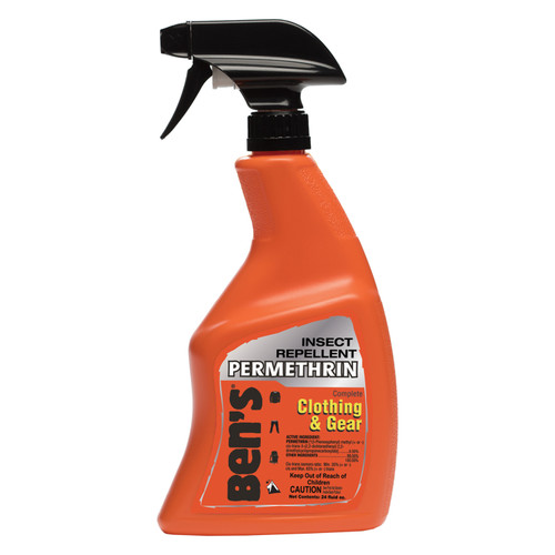 Adventure Medical Ben's Insect Repellent Clothing and Gear 24 oz 0006-7601