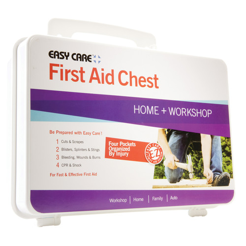 Adventure Medical First Aid Kit, EZ Care Home 1ea 0009-1499