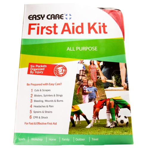 Adventure Medical First Aid Kit, EZ Care All Purpose 1ea 0009-1999